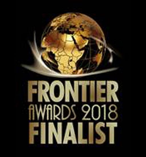 Finalist, Frontier Awards 2018